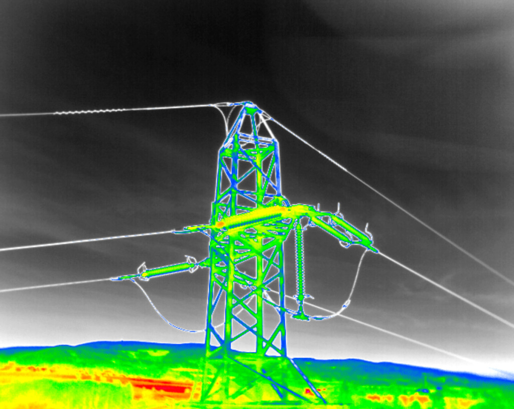 Thermal Vision Camera Systems For Uavs Vespadrones