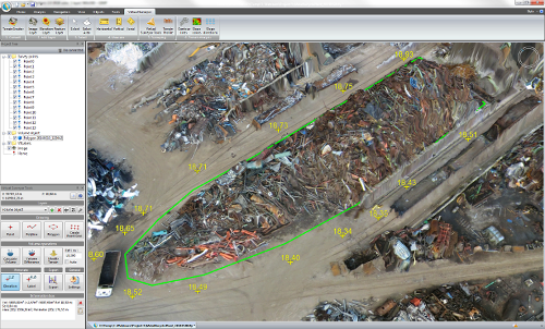 The Best D Mapping Software For UAV Applications Vespadrones - 3d mapping software
