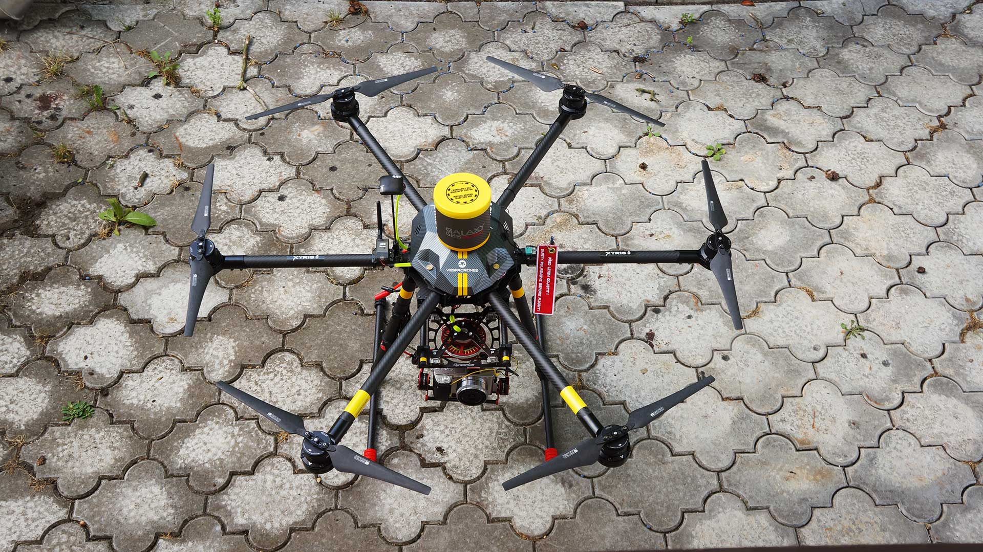 thermographic drone with camera with Xyris 6 on In Ehingen further Workswell Wiris 336 X 256 Resolution also JanSova besides Drones In Utilities And Renewables Sectors additionally Thermal Drones.