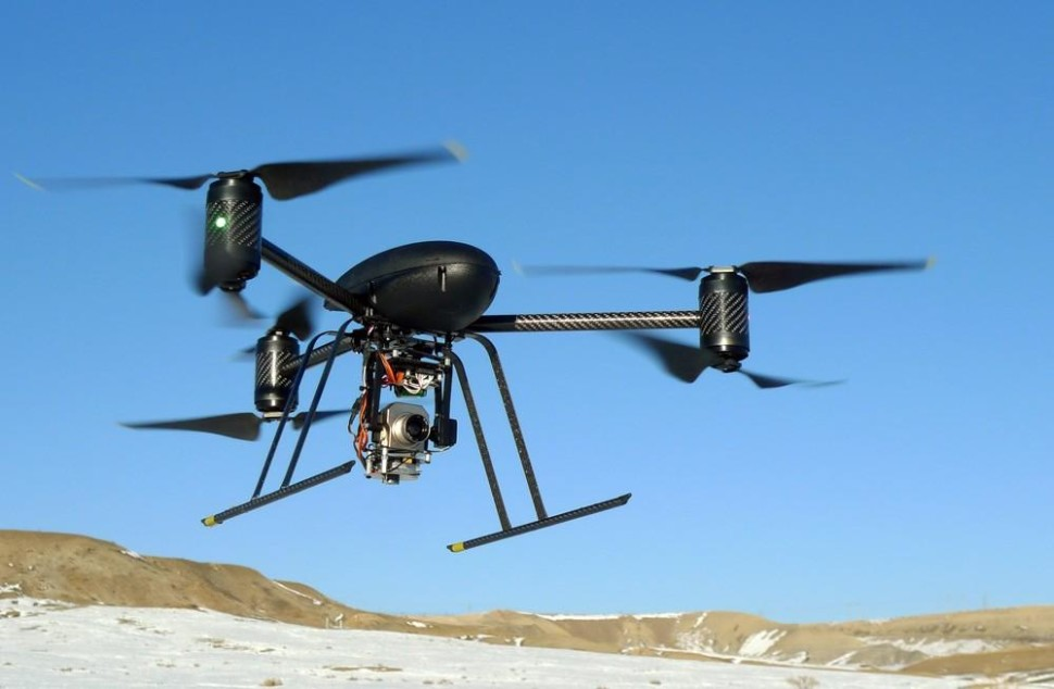 drones againts poaching